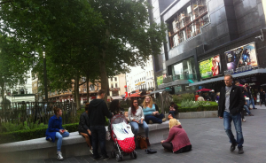 Leicester Square 2013
