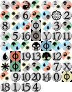 Mana symbols sprite